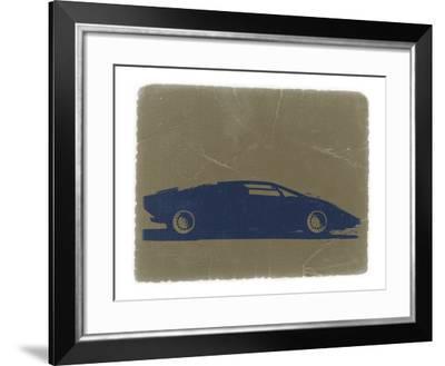 Lamborghini Countach-NaxArt-Framed Art Print