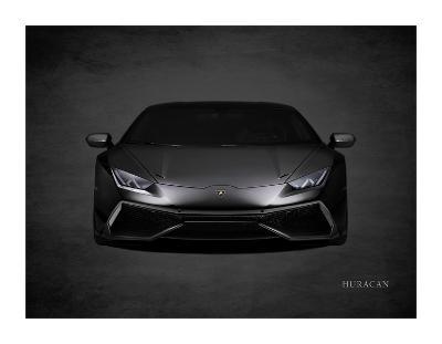 Lamborghini Huracan-Mark Rogan-Giclee Print
