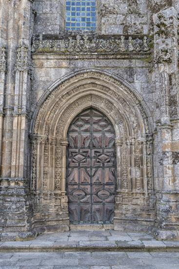 Lamego, Portugal, Lamego Cathedral Portal-Jim Engelbrecht-Photographic Print
