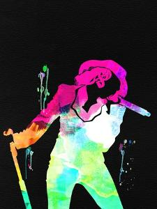 Christina Watercolor by Lana Feldman