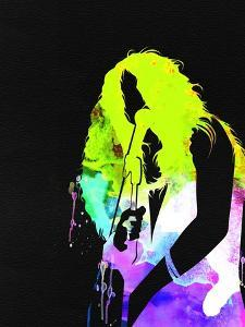 Janis Watercolor by Lana Feldman