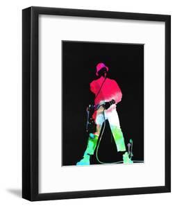 LL Cool J Watercolor by Lana Feldman