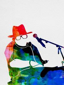 Run Dmc Watercolor by Lana Feldman