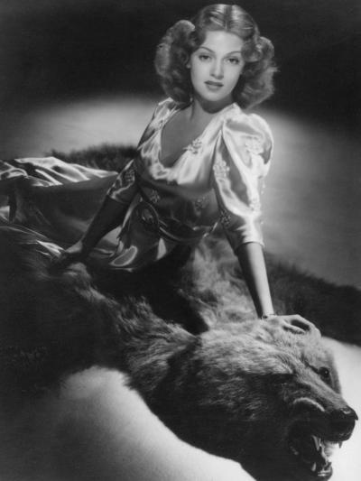 Lana Turner, American Actress and Film Star, 1939-Laszlo Willinger-Photographic Print