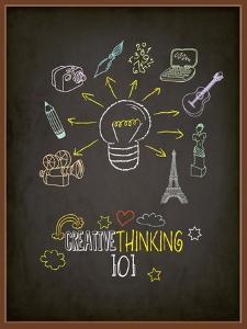 Creative Thinking 101 by LanaN.