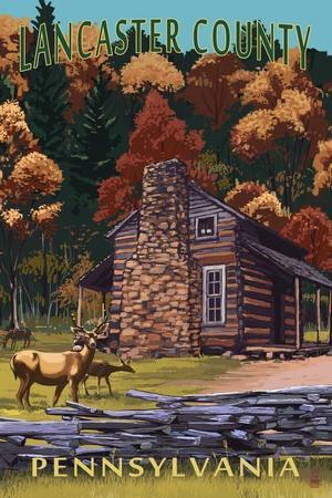 https://imgc.artprintimages.com/img/print/lancaster-county-pennsylvania-deer-family-and-cabin-scene_u-l-q1gqfb70.jpg?p=0