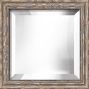 LANCASTER Gray Mirror