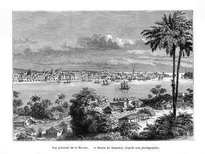 Havana, Cuba, 19th Century