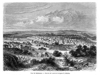 Matanzas, Cuba, 1859
