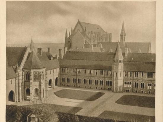 'Lancing College', 1923-Unknown-Photographic Print