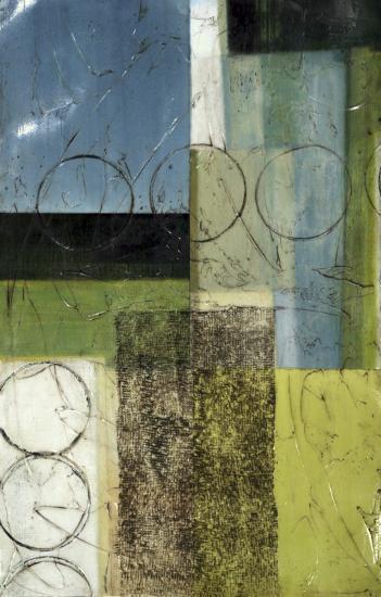 Land and Sea II--Art Print