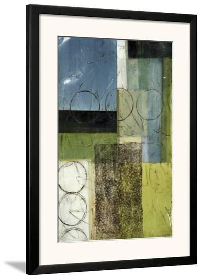 Land and Sea II--Framed Art Print