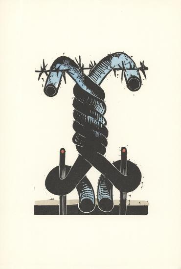 Land I-George Nama-Collectable Print