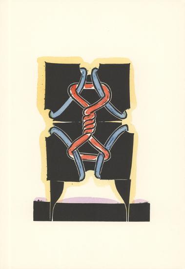 Land II-George Nama-Collectable Print