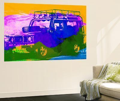 Land Rover Defender-NaxArt-Wall Mural