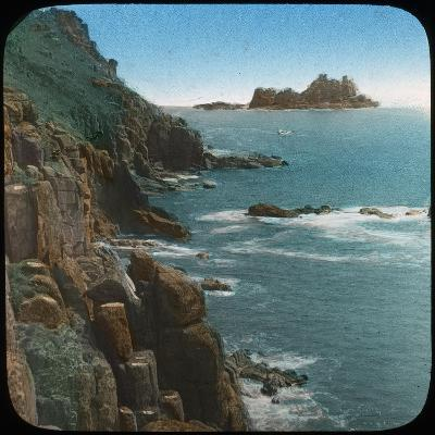 Land's End, Cornwall, Late 19th or Early 20th Century--Giclee Print