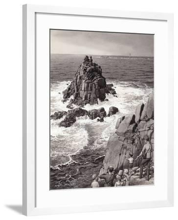 Land's End-Pat Nicolle-Framed Giclee Print