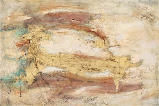 Land, Water, Sky-Gabriela Villarreal-Art Print