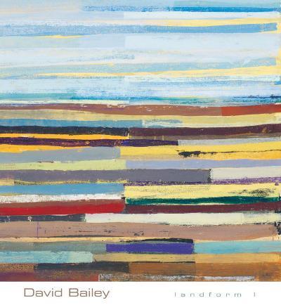 Landform I-David Bailey-Art Print