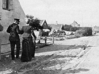 Landing at Skagen, Denmark, 1908--Giclee Print