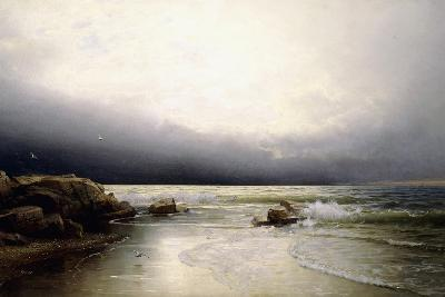Lands End - New Jersey Coast, 1887-William Trost Richards-Giclee Print