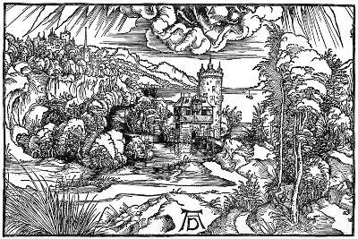 Landscape, 1498-Albrecht Durer-Giclee Print