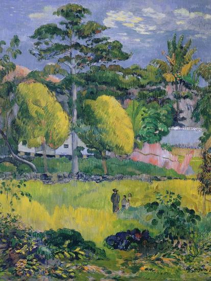 Landscape, 1901-Paul Gauguin-Giclee Print