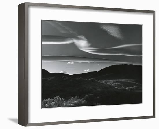 Landscape, 1981-Brett Weston-Framed Photographic Print
