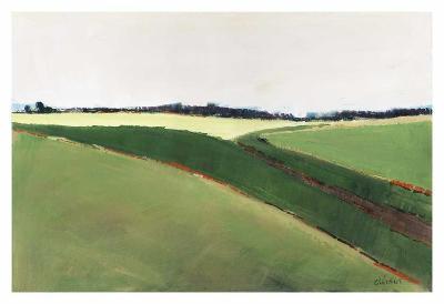 Landscape 388-Jacques Clement-Art Print