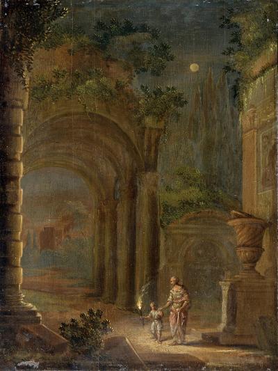 Landscape, End of 16th Century-Adam Elsheimer-Giclee Print