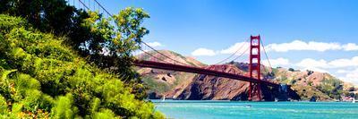 Landscape - Golden Gate Bridge - San Francisco - California - United States-Philippe Hugonnard-Photographic Print