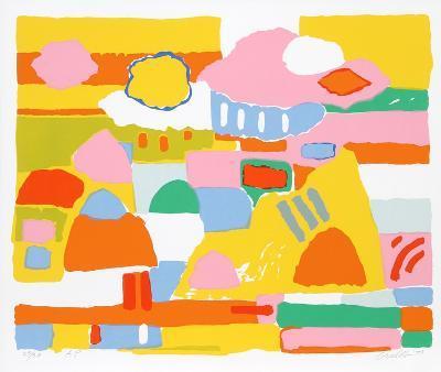 Landscape II-John Grillo-Limited Edition