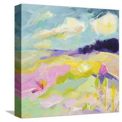 Landscape II-Kim McAninch-Stretched Canvas Print