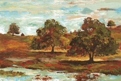Landscape II-Gregory Gorham-Art Print