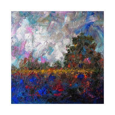 Landscape III-Joseph Marshal Foster-Giclee Print