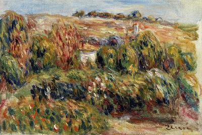 Landscape in Provence, C. 1900-Pierre-Auguste Renoir-Giclee Print