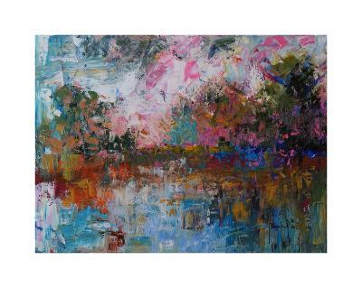 Landscape IV-Joseph Marshal Foster-Giclee Print