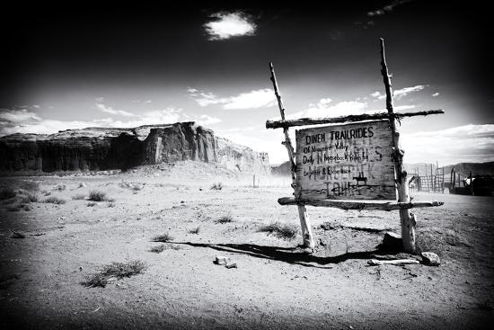 Landscape - Monument Valley - Utah - United States-Philippe Hugonnard-Photographic Print