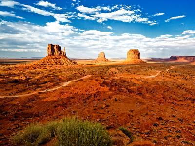 Landscape - Monument Valley - Utah - United States-Philippe Hugonnard-Photographic Print