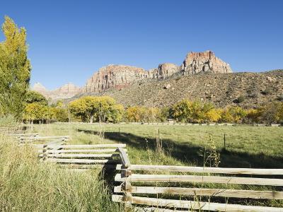 Landscape Near Zion National Park, Utah, United States of America, North America-Robert Harding-Photographic Print