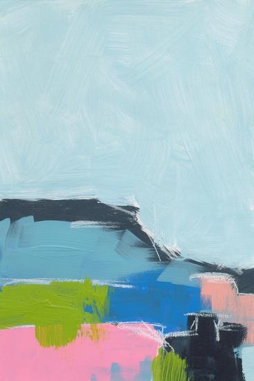 Landscape No. 100-Jan Weiss-Art Print