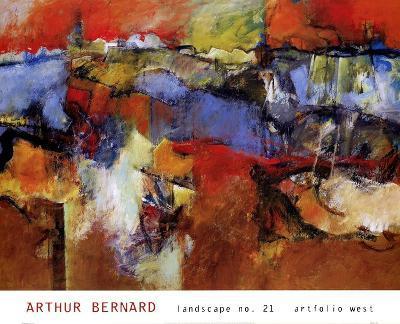 Landscape No. 21-Arthur Bernard-Art Print