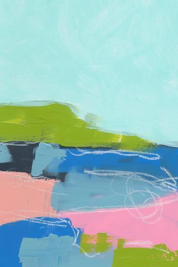 Landscape No. 96-Jan Weiss-Art Print