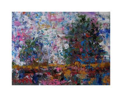 Landscape V-Joseph Marshal Foster-Giclee Print