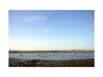 Landscape view of a Port in Ireland-Stephen Szurlej-Premium Photographic Print