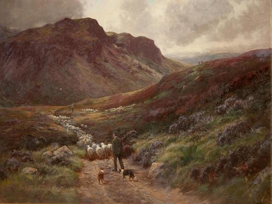 Landscape-Stephen Enoch Hogley-Giclee Print