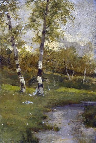 Landscape-Giovanni Beltrami-Giclee Print