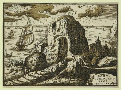 Landscape-Bartolomeo Coriolano-Giclee Print