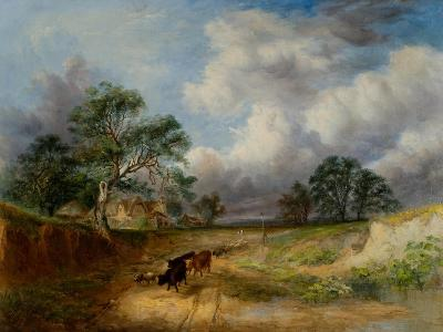 Landscape-George Cole-Giclee Print