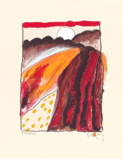 Landschaft-Horst Becking-Limited Edition